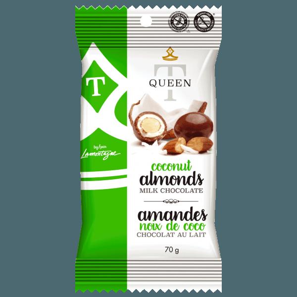 Queen T - Amandes Noix de coco