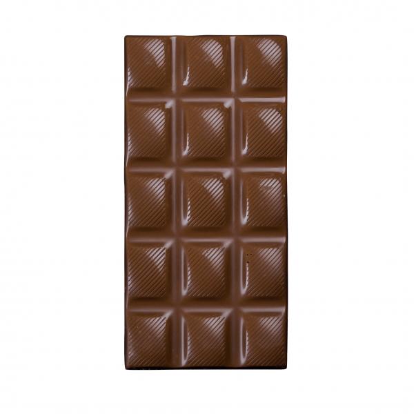 european style milk chocolate bar