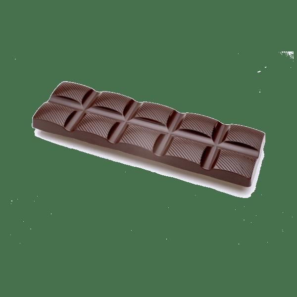 double slim dark chocolate bar