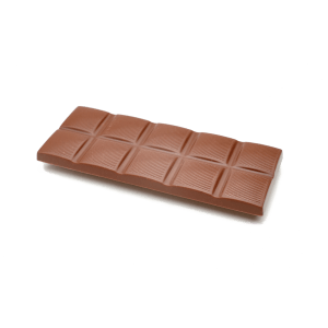 double milk chocolate bar