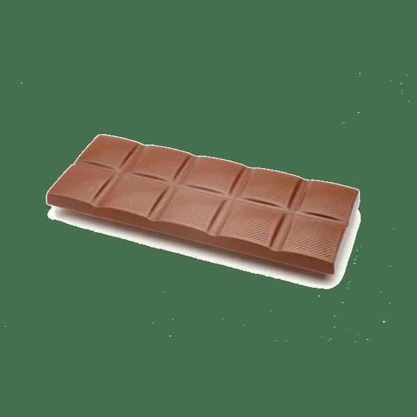 Barre double de chocolat au lait