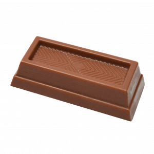 mini milk chocolate bar