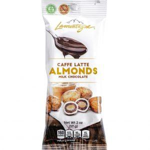 Caffe Latte Almonds Grab & Go