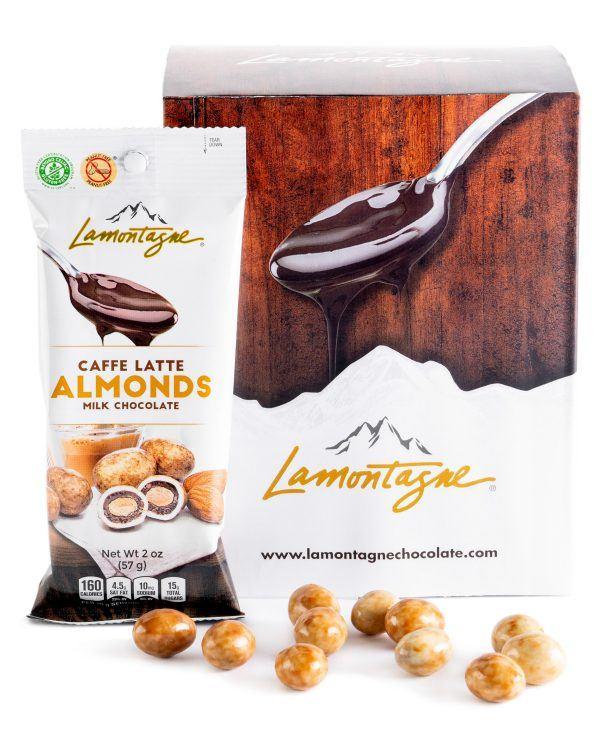 Caffe Latte Almonds Grab & Go