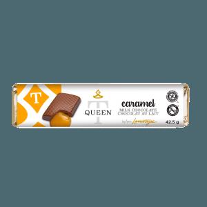 Milk chocolate caramel bar - Queen T