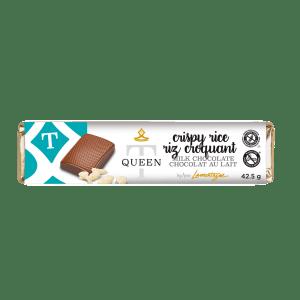 Milk chocolate Crispy rice Bar