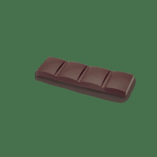 short single dark chocolate bar